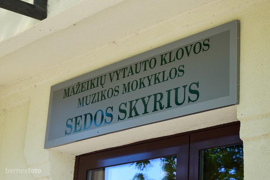 Mažeikių Vytauto Klovos muzikos mokyklos Sedos filialas