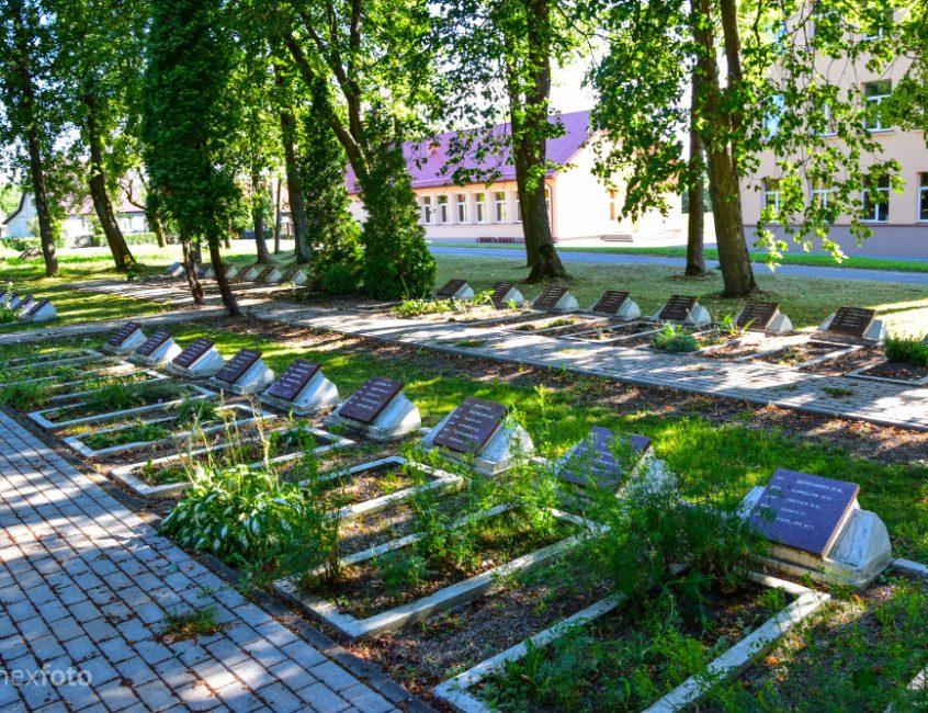 Sedos Rusų karių kapinės