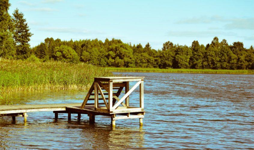 Sedos ežero paplūdimys