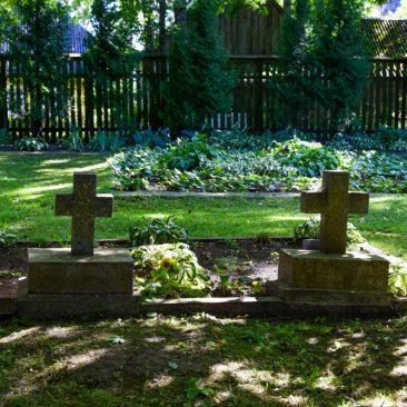 Senosios Sedos kapinės