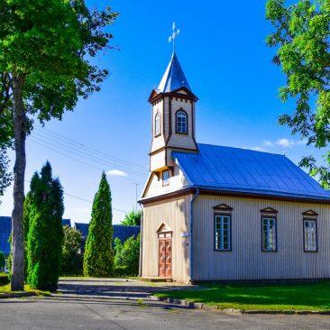Šv. Jono Nepomuko bažnyčia