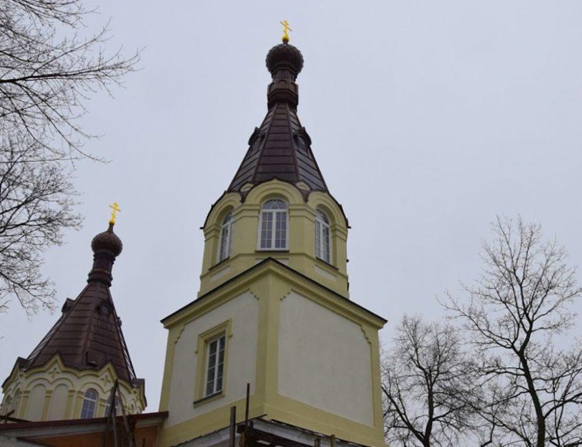 Švč. Dievo Motinos gimimo stačiatikių cerkvė