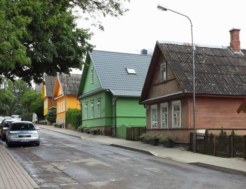 Karaimų gatvė