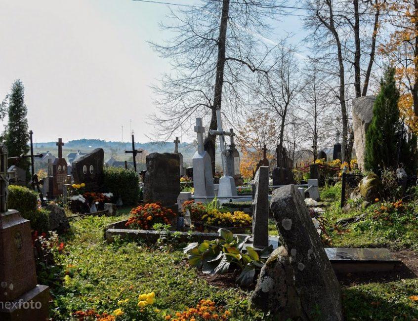 Sudervės kaimo kapinės