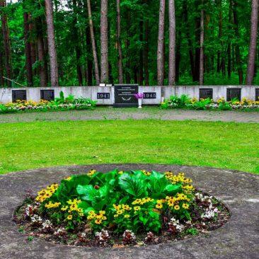 Antrojo pasaulinio karo Sovietų Sąjungos karių kapinės