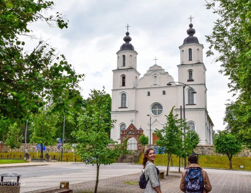 Švč. M. Marijos Ėmimo į dangų bažnyčia