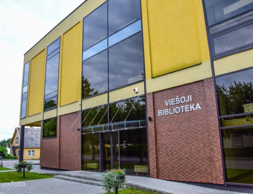 Zarasų rajono savivaldybės viešoji biblioteka