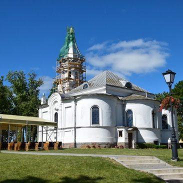 Švč. Mergelės Marijos Ėmimo į Dangų bažnyčia