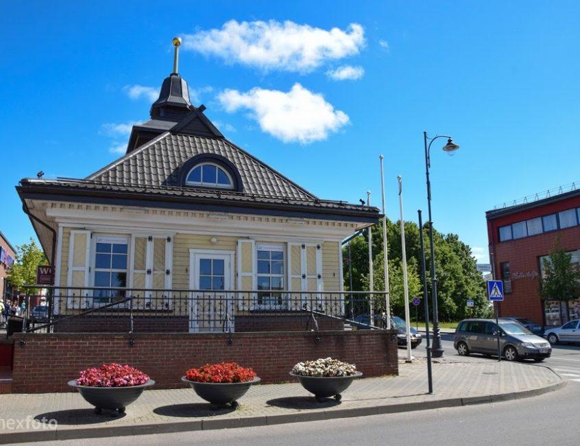 Telšių turizmo informacijos centras