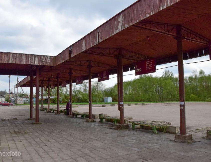 Širvintų autobusų stotis
