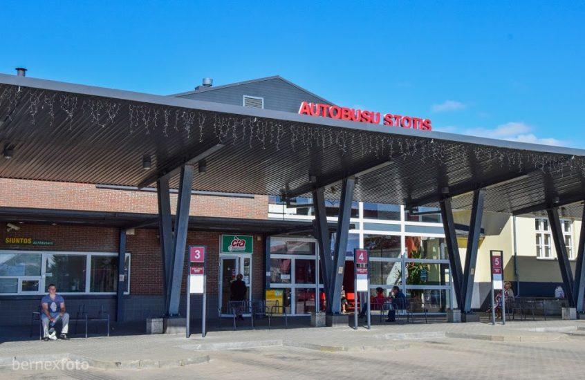 Telšių autobusų stotis