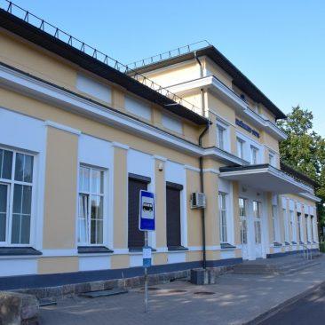 Telšių geležinkelio stotis