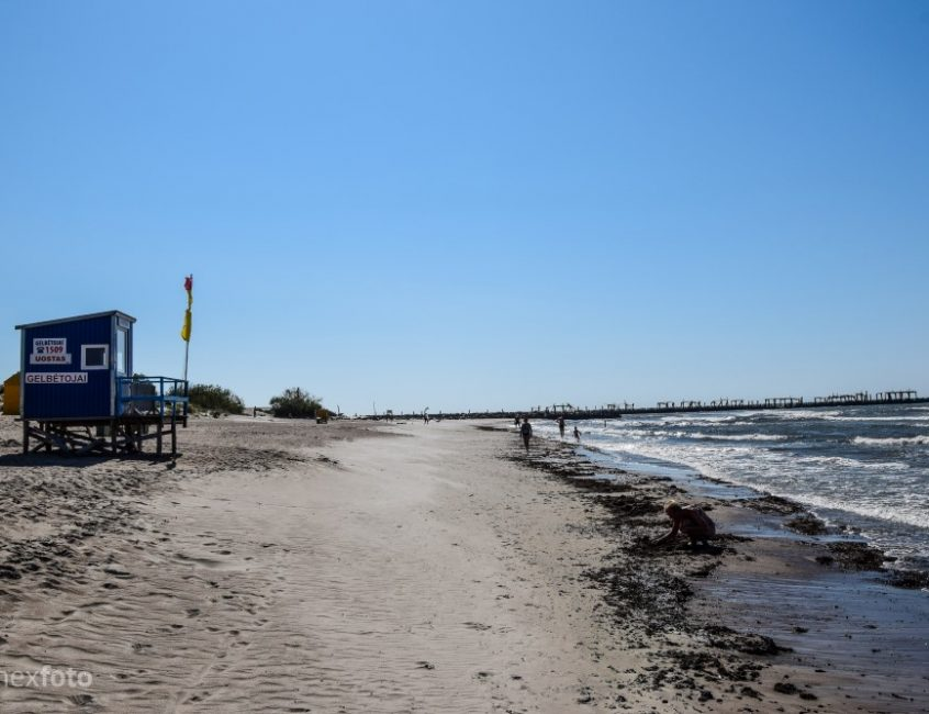 Šiaurinis Šventosios paplūdimys