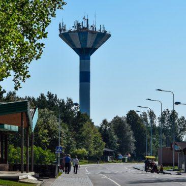Šventosios vandens bokštas