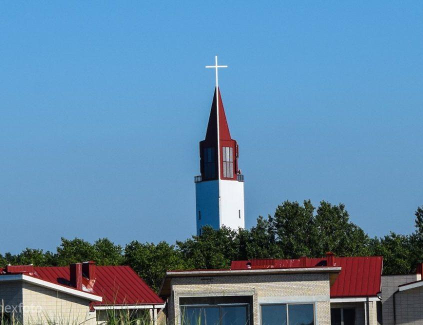Švč. Mergelės Marijos, Jūrų Žvaigždės, bažnyčia