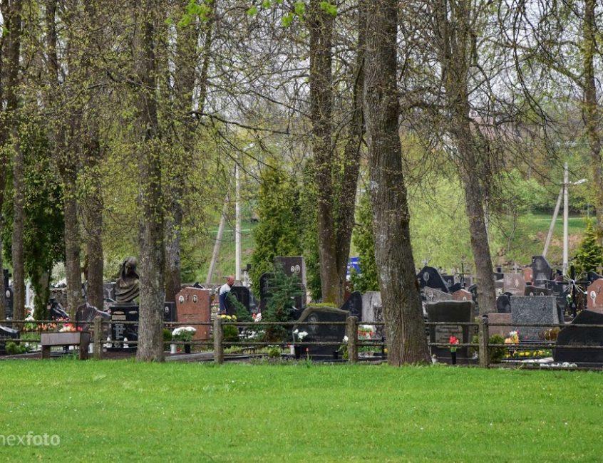 Senosios Širvintų miesto kapinės