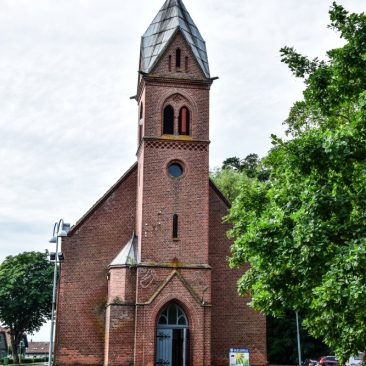 Juodkrantės Šv. Pranciškaus Asyžiečio bažnyčia