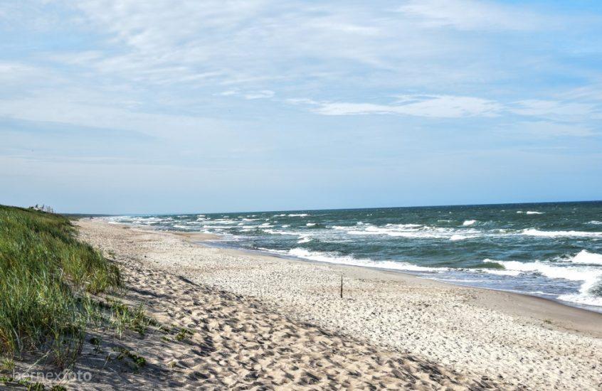 Juodkrantės paplūdimys