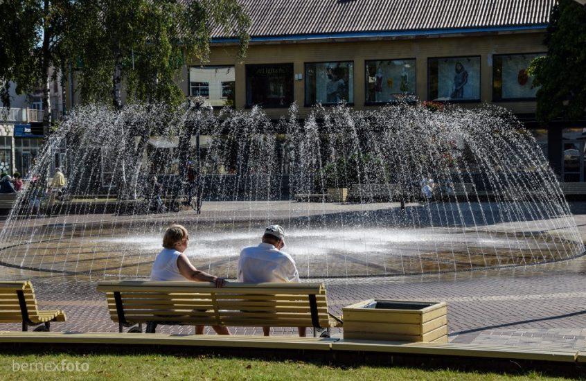 Centrinės aikštės fontanas
