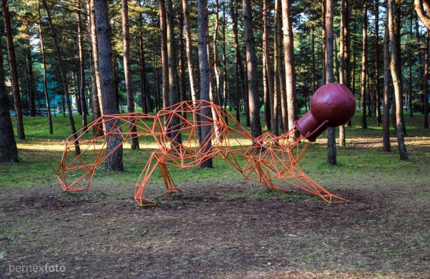 Interaktyvus Palangos pasakų parkas