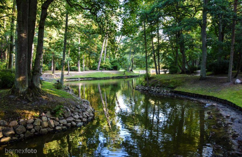 Palangos miesto botanikos parkas