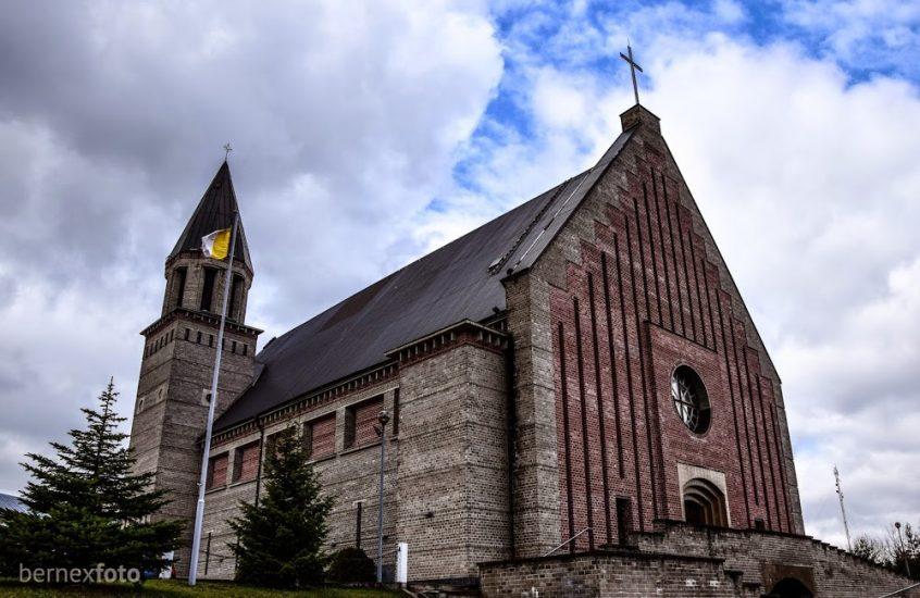 Alytaus Švč. M. Marijos Krikščionių Pagalbos bažnyčia