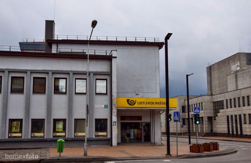 Alytaus centrinis paštas