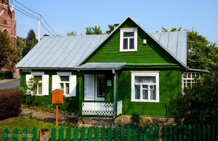 Bronės Buivydaitės memorialinis namas – muziejus