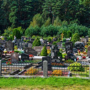 Anykščių miesto kapinės