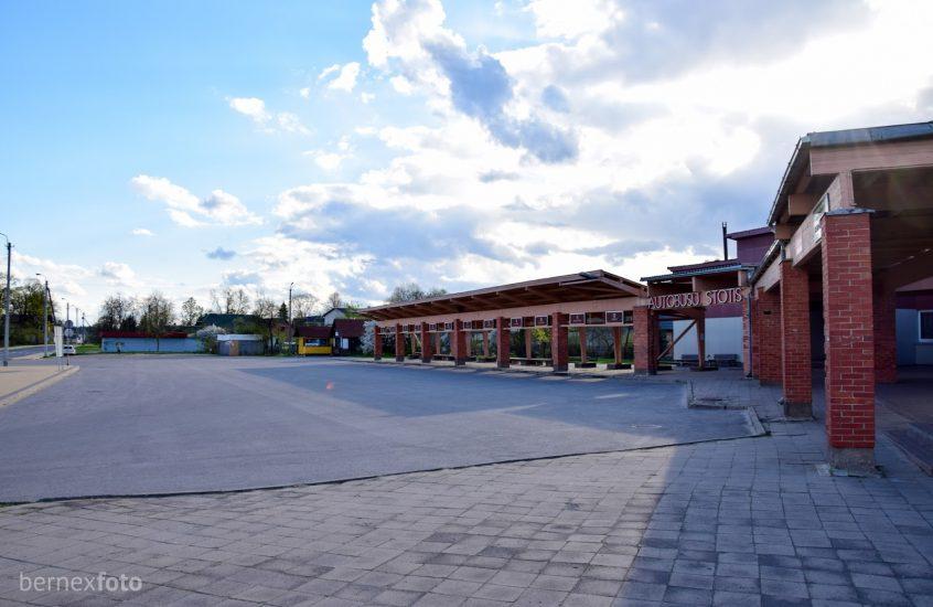Ignalinos autobusų stotis