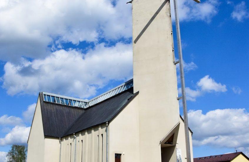 Ignalinos Švč. Mergelės Marijos Gimimo bažnyčia