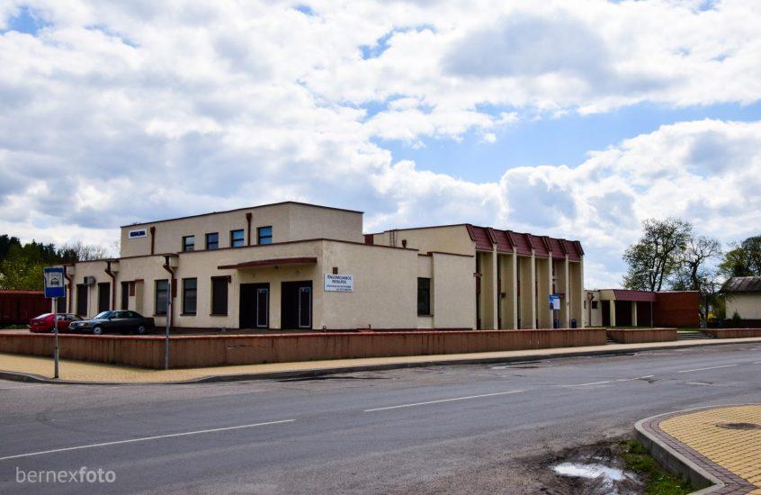 Ignalinos geležinkelio stotis