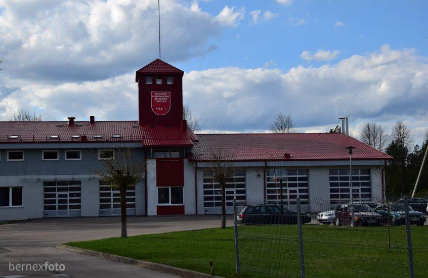 Ignalinos priešgaisrinė gelbėjimo tarnyba
