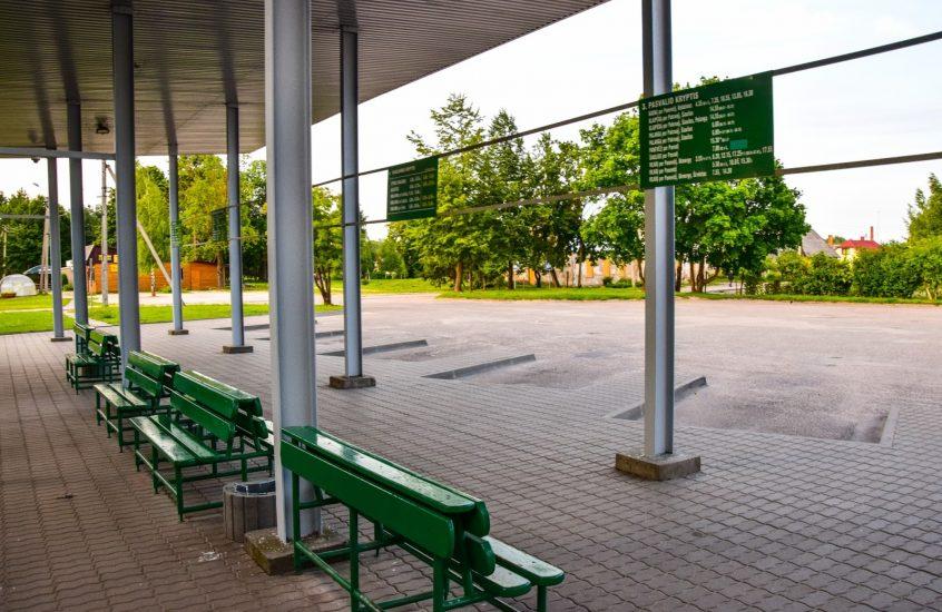 Biržų autobusų stotis