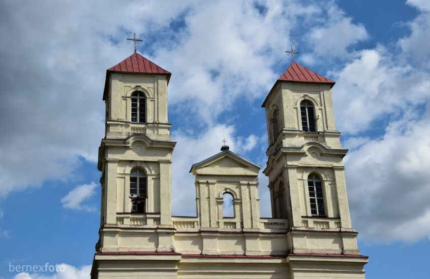 Raudondvario Šv. Kūdikėlio Jėzaus Teresės bažnyčia