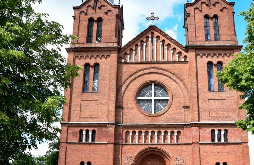 Plungės Šv. Jono Krikštytojo bažnyčia