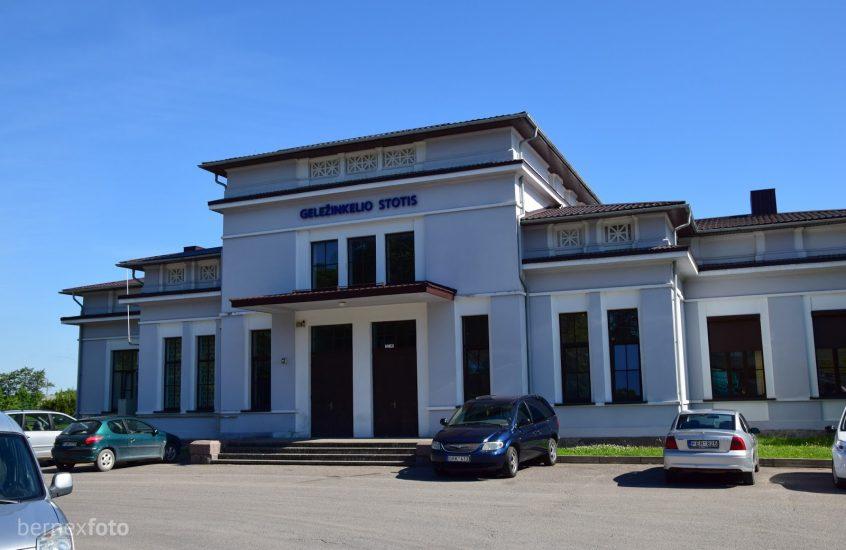 Plungės geležinkelio stotis