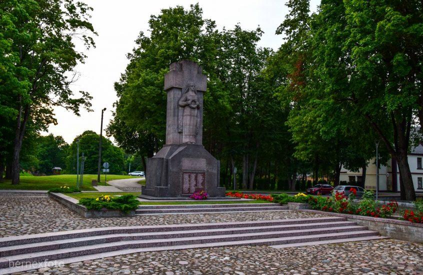 Paminklas žuvusiems už Lietuvos nepriklausomybę
