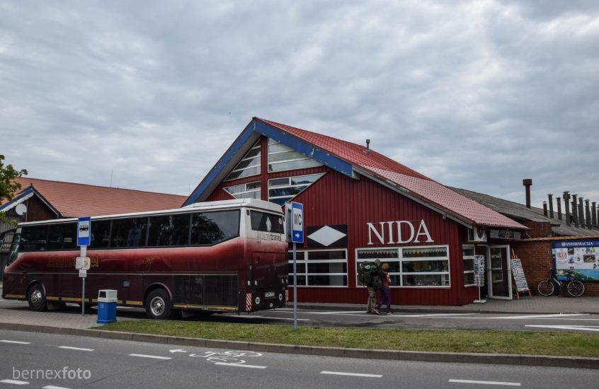 Nidos autobusų stotis