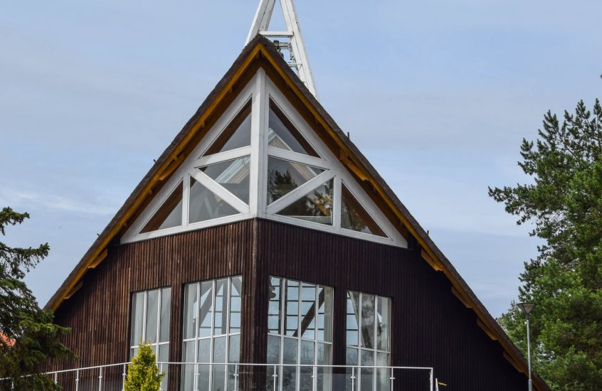 Nidos Švč. Mergelės Marijos Krikščionių Pagalbos bažnyčia