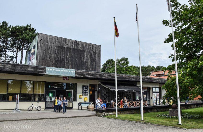 """Nidos kultūros ir turizmo informacijos centras """"Agila"""""""